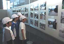 写真で振り返り—防災に役立てて 諏訪市博物館