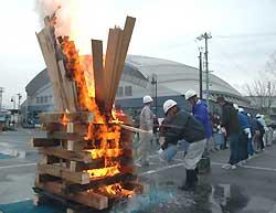 情報収集・伝達を重視 岡谷市が災害の反省踏まえ訓練