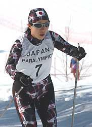 「太田渉子 トリノパラリンピック」の画像検索結果